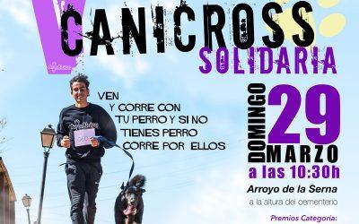 V Canicross Solidaria 2020